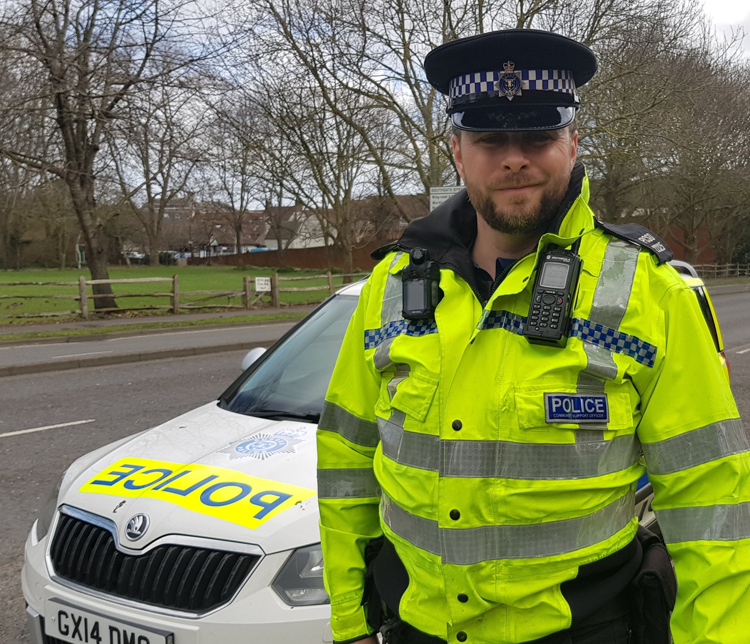 Chichester Local Policing Team - Jason Lemm